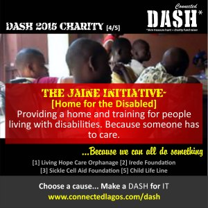 Dash 2015 Charities _ Jaine