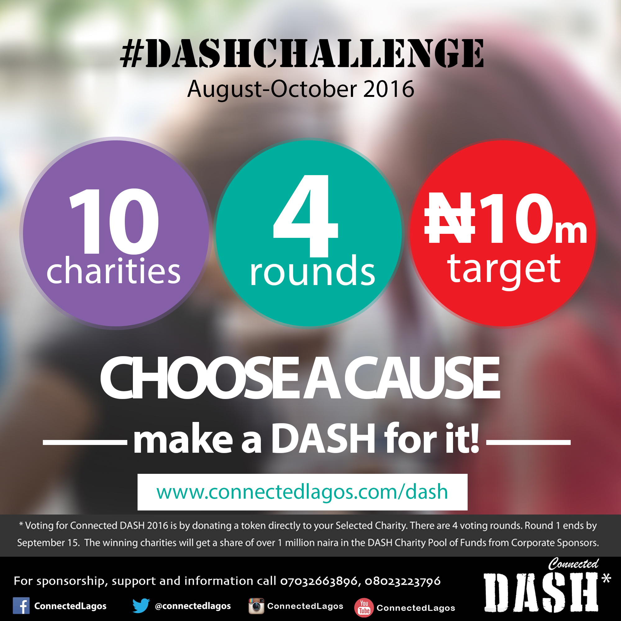 About DASH 2016