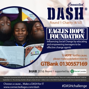 EAGLE'S HOPE DP